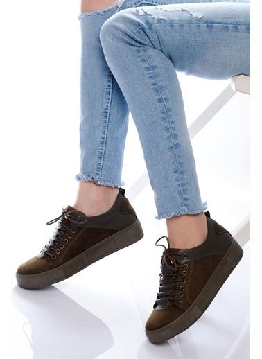 Derithy Sneakers Haki
